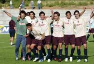 Já estão 14 jogadores no estágio de Óbidos