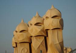 Pedrera - Antoni Gaudí