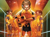 PREVIEW: Ender's Game: Command School #1
