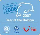 Year of the dolphin  Jahr des Delfins