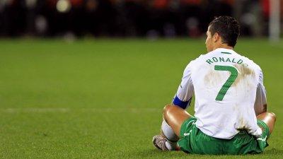 Ronaldo marcou uma vez no Mundial