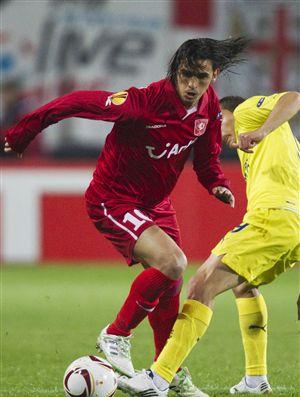 Costa-riquenho é figura do Twente