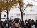 Foi organizada uma manifestação a nível nacional