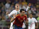 Ronaldo e Arbeloa no Euro