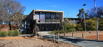Canberra building