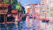 Nicolae Dărăscu, Canal Veneţian