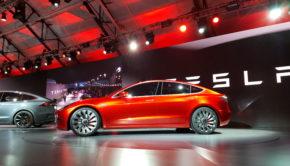 Battery Model 3 Tesla