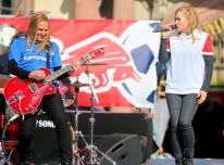 Anna Loos sorgt für Eklat bei Aufstiegsfeier von RB Leipzig