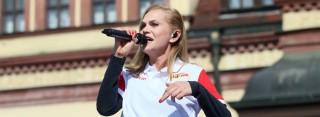 Anna Loos und ihre Band