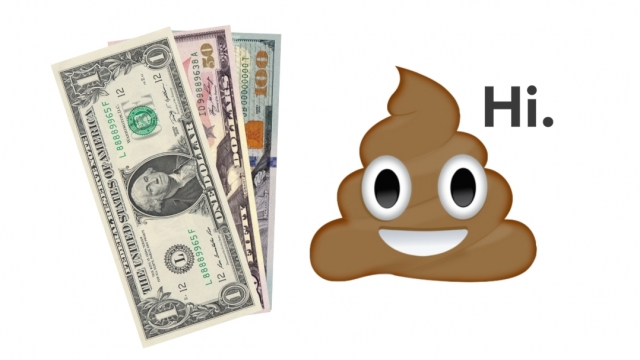 Dirty Money: The Cash In Your Pocket Probably Has Poop On It