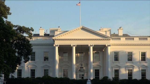 Armed Man Near White House Shot And Injured By Secret Service