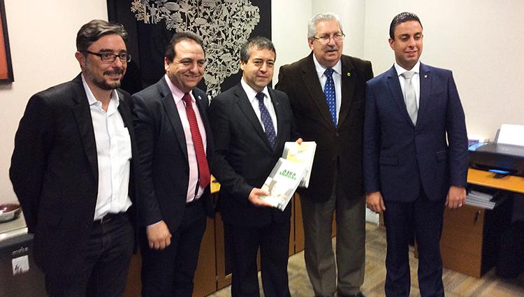 Em encontro com centrais, Ronaldo Nogueira garante que direitos dos trabalhadores serão mantidos