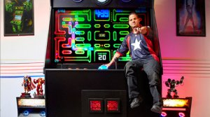 This Gigantic Arcade Cabinet Is Incredible