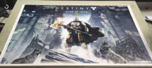 Destiny: Rise Of Iron Expansion Leaked