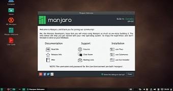 Manjaro Linux 16.06 Cinnamon Edition to Offer the Latest Cinnamon 3.0 Desktop