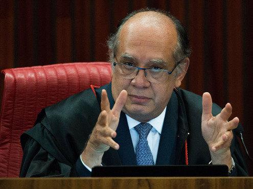 Para Gilmar Mendes, doação eleitoral de Temer acima do limite não caracteriza abuso