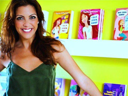 Thalita Rebouças mira o bullying em novo livro