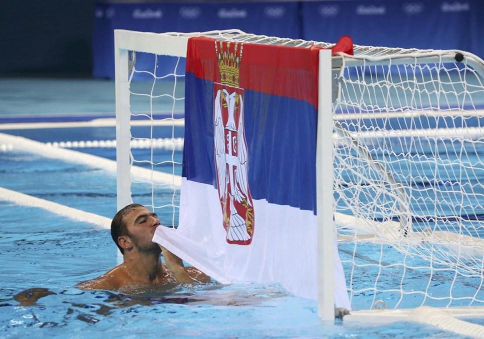 Amor patriótico nas Olímpiadas