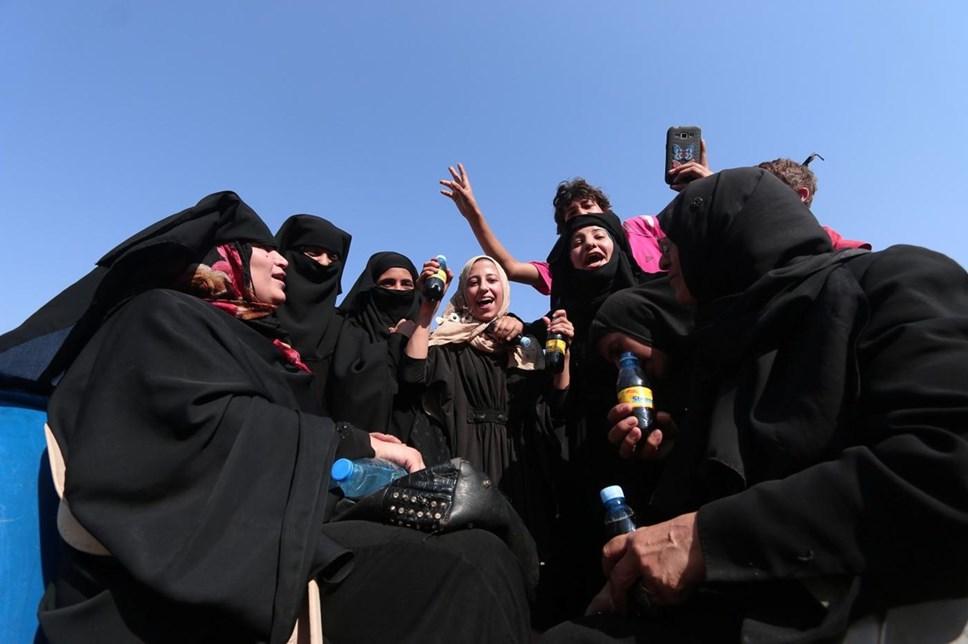 A vida em Manbij sem Daesh