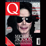 Michael Jackson on cover of Q magazine