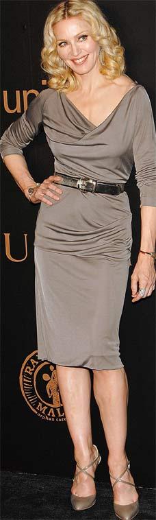 Madonna Unicef party Feb 2008