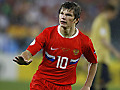 Arshavin second in Player of the Season poll