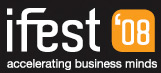 Logotipo iFest'08