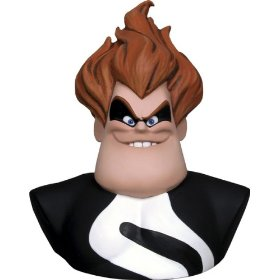 The Incredibles - Syndrom Mini Bust