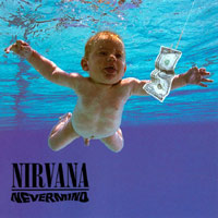 Nirvana's 'Nevermind' cover