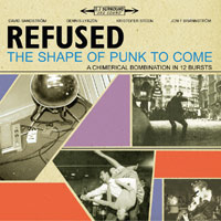 The Refused's 'The Shape of Punk to Come' cover