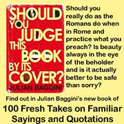 Would You Judge A Book By Its Cover
