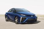 Mirai Fuel Cell Sedan