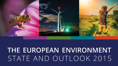 The European environment — state and outlook 2015