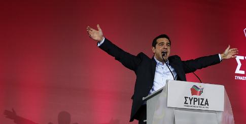 PSD: Syriza é a