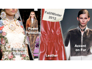 Best Fall Fashion Trends for 2012