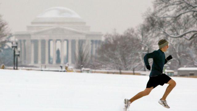 Washington, D.C., Is Still America's Fittest City