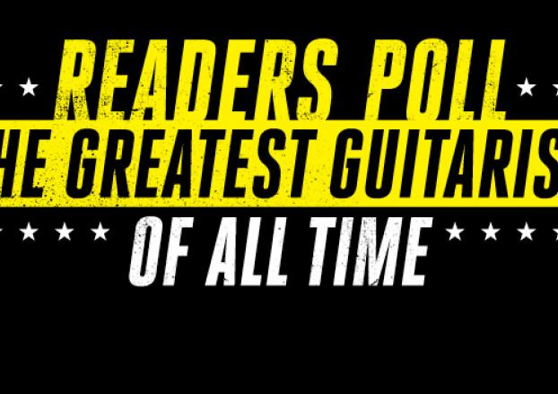 Readers Poll Results: The 100 Greatest Guitarists of All Time