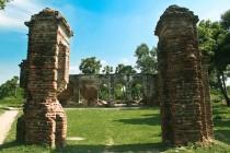 arikamedu walls