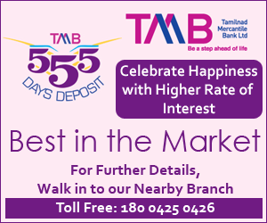 TMB - Best Deposit Scheme For 555 Days