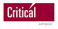 Logotipo da Critical Software