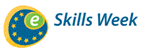 Logotipo da European e-Skills Week