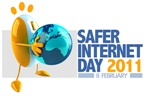 Logotipo do Safer Internet Day 2011