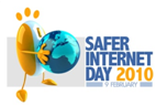 Logotipo do European Safer Internet Day 2010