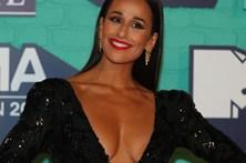 Decote de Rita Pereira nos MTV EMA 2017 dá que falar